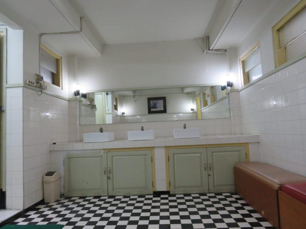 Toilet Museum Konferensi Asia Afrika. Toilet Super Bersih berstandart International
