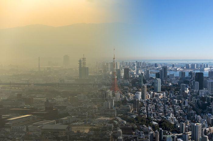 Dampak Positif Virus Corona, Polusi Udara Turun Drastis