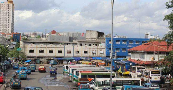 Terminal Metro strater