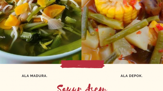 kuliner Depok dan Madura
