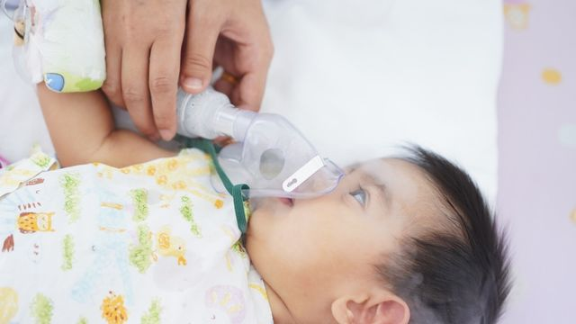 Gejala Pneumonia pada Balita
