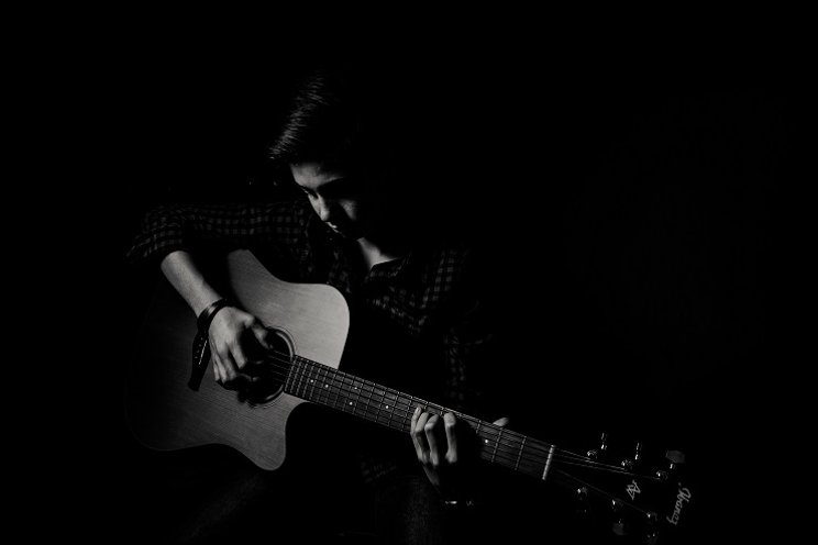 lelaki dan gitar
