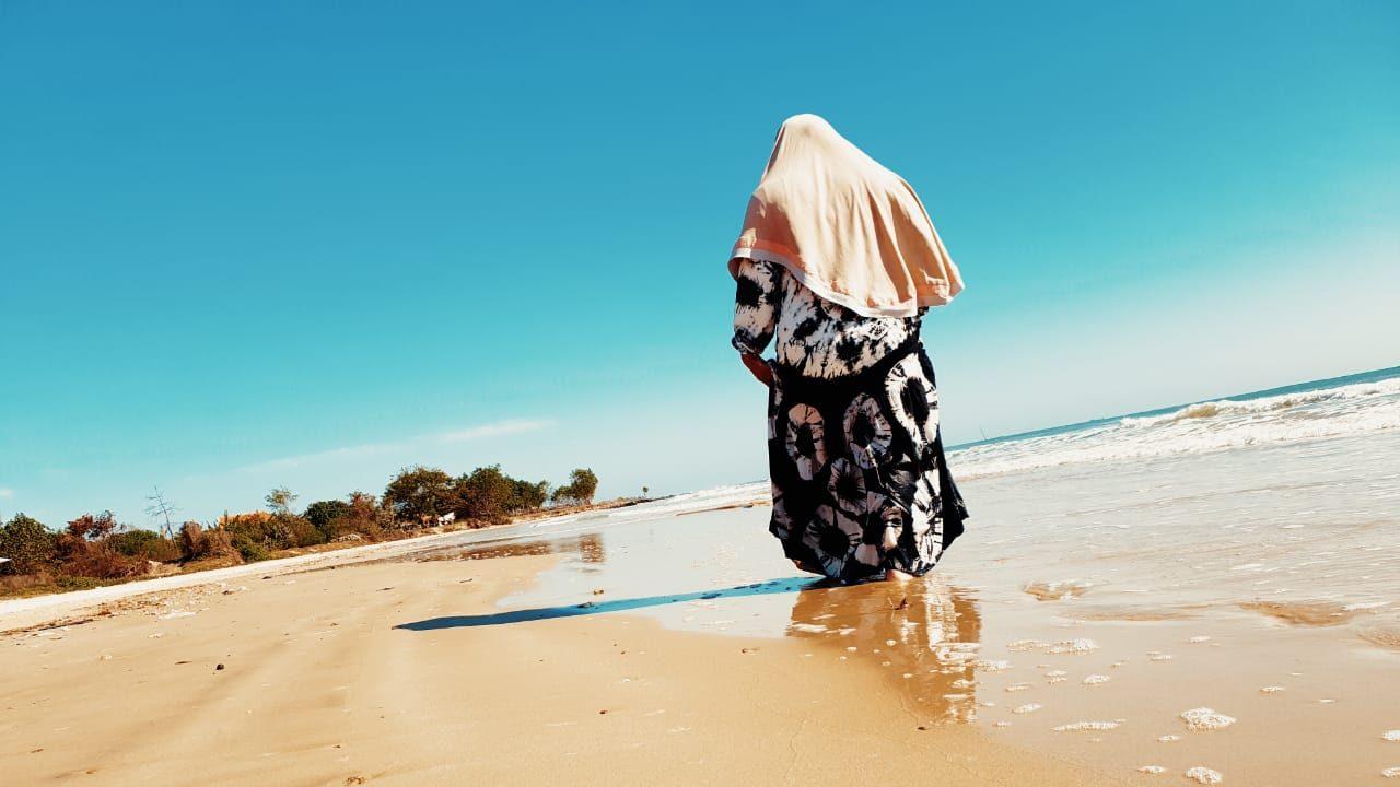 Foto Pantai Eksklusif