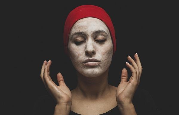 masker anti jerawat