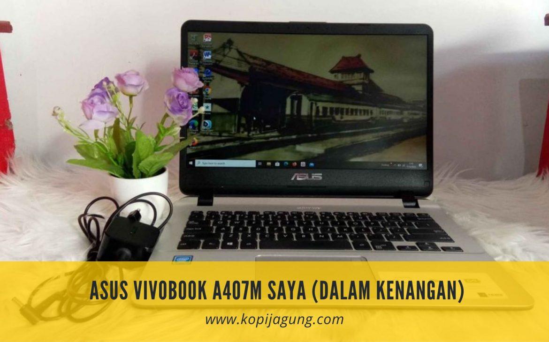 Asus Vivobook Tipe A407M